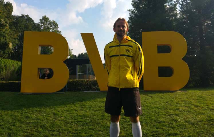 Workshops Fußball Freestyle BVB